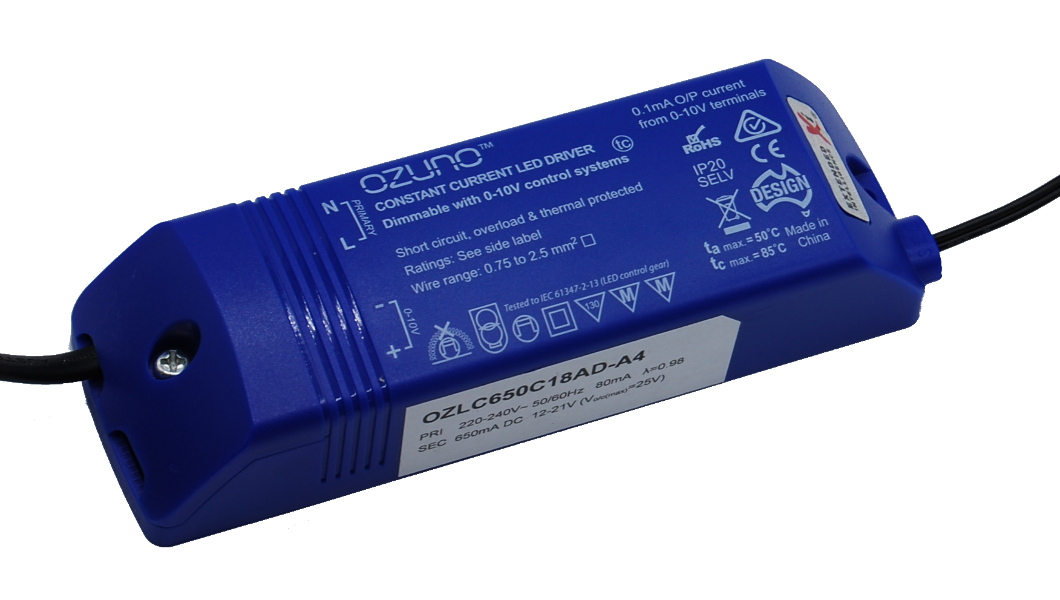Premium 0-10V Analogue Dimmable LED Drivers